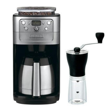 Cuisinart (dgb-900bc) 12 Cup Grind & Brew Coffeemaker (brushed
