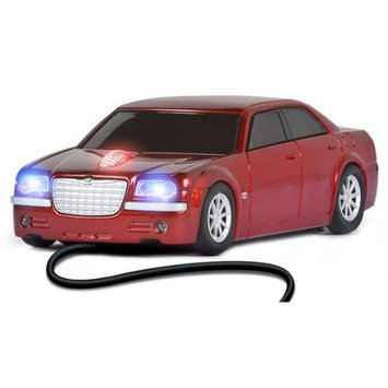 Road Mice Wired Mouse - Chrysler 300 C Red