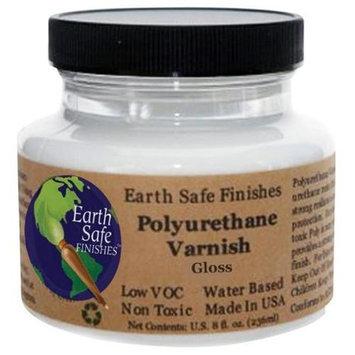 Earth Safe Finishes POLYVARG8 Polyurethane Gloss Varnish