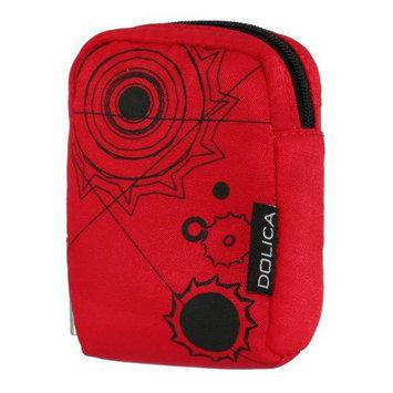 Other Red Ultra-Slim Digital Camera Dolica Case