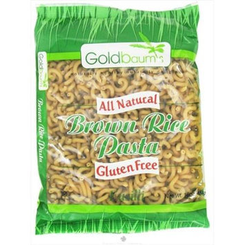 Goldbaums Brown Rice Past Fusilli Gluten Free 16 oz