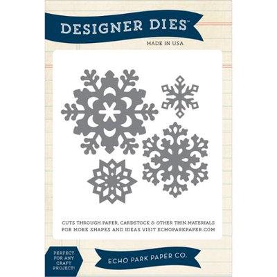 Echo Park Paper Echo Park Dies-Snowflake Set #2