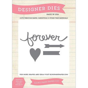Words Of Love Carta Bella Forever Die Set Valentine Designer Die Set