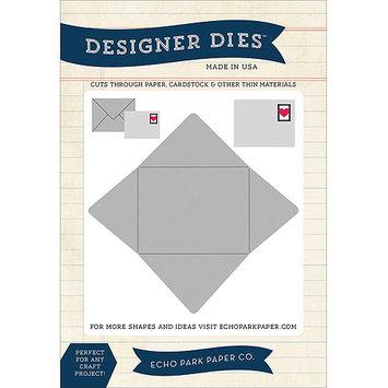 Words Of Love Carta Bella Envelope Designer Die Set Valentine Paper Die Set