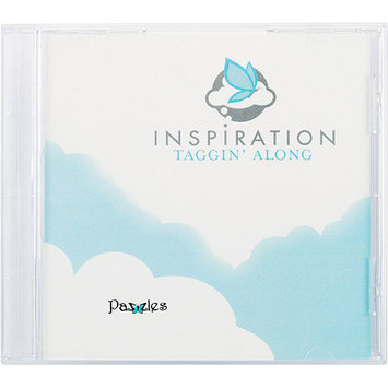 Pazzles Inspiration Image CD's-Tagging Along