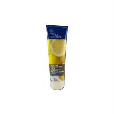 Desert Essence Hand & Body Lotion Italian Lemon 8 fl oz - Vegan