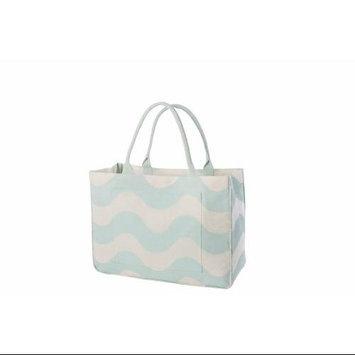 Mud Pie Daytripper Baby Tote Bag, Blue 8613040BLW