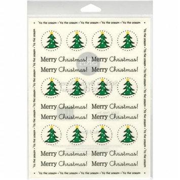 Srm Press SRM Stickers By The Dozen-Christmas