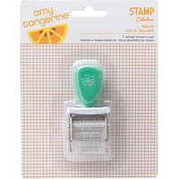 American Crafts NOTM274260 - Cut & Paste Rotary Stamp