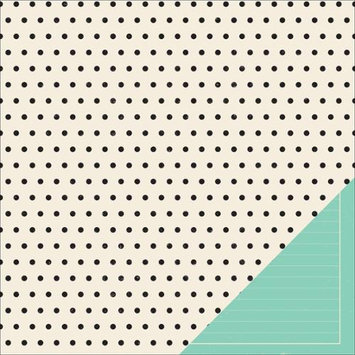 American Crafts Shimelle Double-Sided Cardstock 12