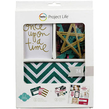 Heidi Swapp Value Kit, Glitter by Project Life