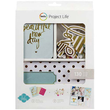 Heidi Swapp Value Kit, Gold Foil by Project Life