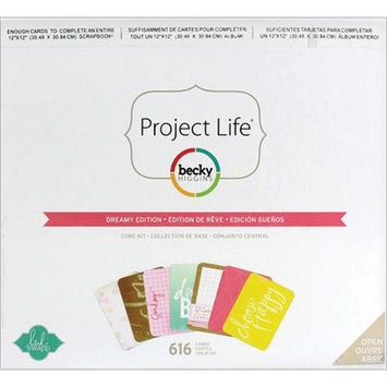 Heidi Swapp Dreamy Edition Core Kit by Project Life