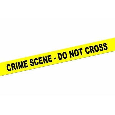 Crime Scene Banner Tape