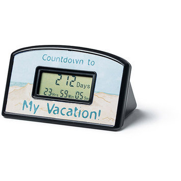 Big Mouth Toys Countdown Timer - Vacation