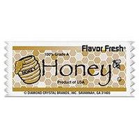 Diamond Crystal Brands 79001 Flavor Fresh Honey Pouches .317oz Packet 200/carton