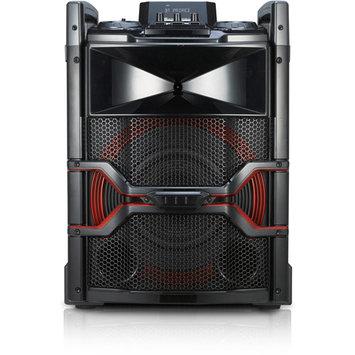 LG Electronics X-Boom Cube 2-Way Bluetooth Speaker System, 400W, Auto DJ/Latin EQ Modes, Dual USB Connectivity, AM/FM Bands, 1