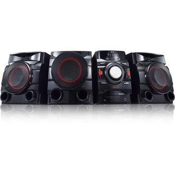 Lg - 700w Mini Shelf System - Black