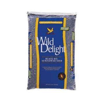 Wild Delight Black Oil Sunflower Seeds - 20 lb.