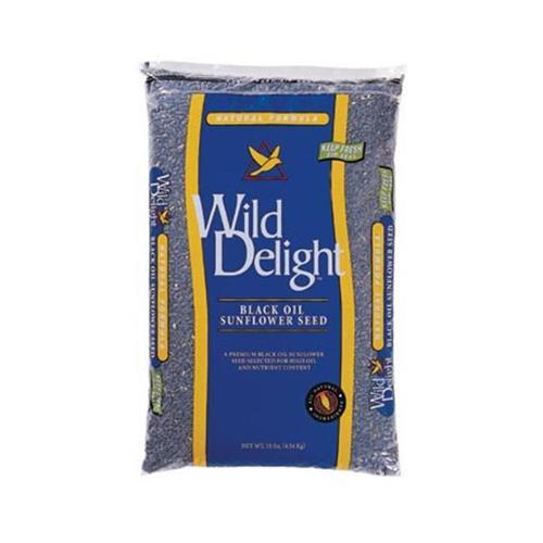 Wild Delight Black Oil Sunflower Seeds - 20 lb.