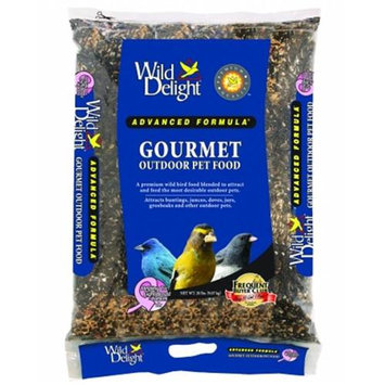 Wild Delight 20 Lb Gourmet Outdoor Pet Food