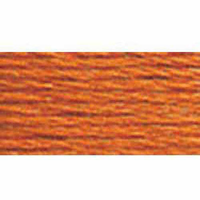 Maia 232984 Anchor Six Strand Embroidery Floss 8.75 Yards-Tangerine Very Light