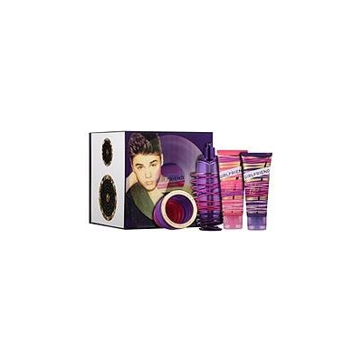 Justin Bieber Girlfriend Gift Set (A $82 Value) Women's