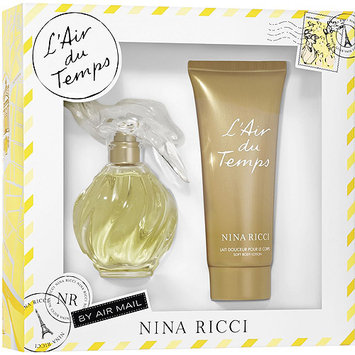 Nina Ricci L'Air Du Temps 2pc Set - PARFUMS INTERNATIONAL, LTD.
