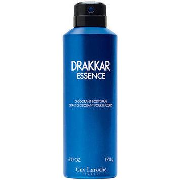 Drakkarnoir Drakkar Essence Deodorant Body Spray for Men, 6 oz