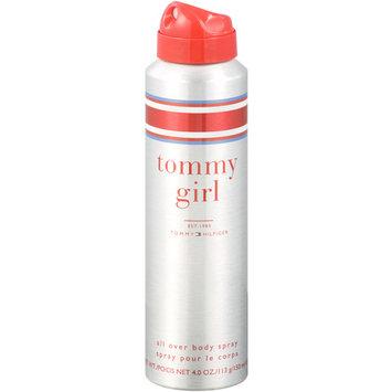 Tommy Hilfiger Tommy Girl All Over Body Spray, 4 oz
