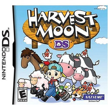 Svg Distribution Harvest Moon DS (used)