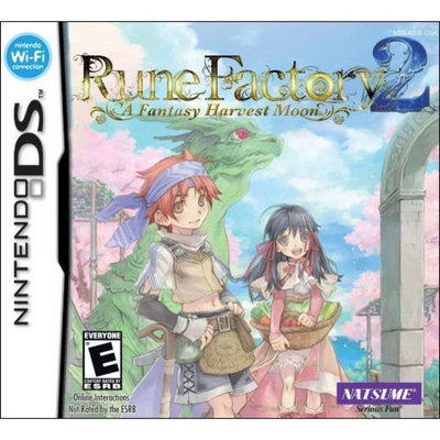 tsume Rune Factory 2: A Fantasy Harvest Moon