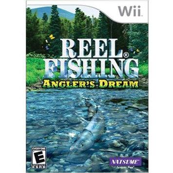 Irc Nintendo Wii Reel Fishing Anglers Dream Game
