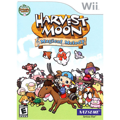 tsume Harvest Moon: Magical Melody (Wii)