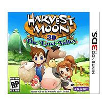 U & I Entertainment Harvest Moon 3d: The Lost Valley - Nintendo 3ds
