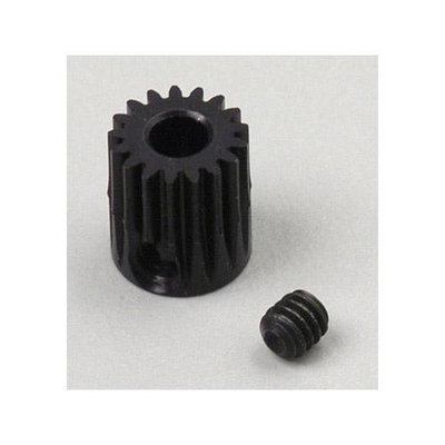 4317 Aluminum Pro Pinion Gear 64P 17T RRPC4317 ROBINSON RACING