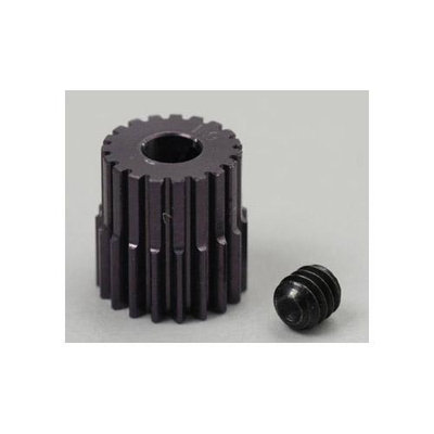 4319 Aluminum Pro Pinion Gear 64P 19T Multi-Colored