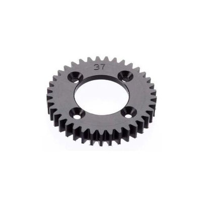 Machined Plastic Diff Gear, 37T: TEN-SCTE RRPC9037 Robinson Racing Products