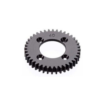 Machined Plastic Diff Gear, 40T: TEN-SCTE RRPC9040 Robinson Racing Products