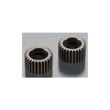 Hard Steel Idler Gears, Mid Motor (2 ea.): 22SCT RRPC9406 Robinson Racing Products