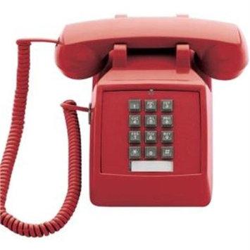 Scitec Emergency 2510E Standard Phone - Red