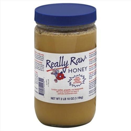 Really Raw Honey - Pesticide-Free Honey 1.19kg - 2.63 lbs.