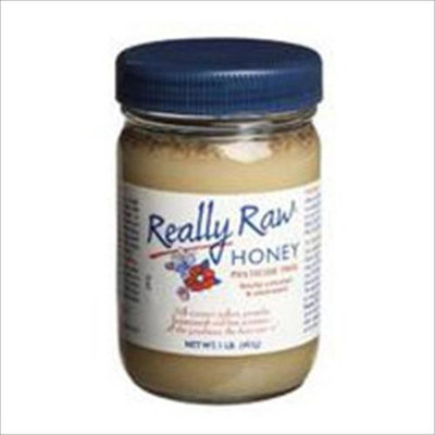Really Raw Honey Totally Unprocessed 5-Pound