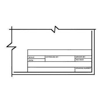 Clearprint Engineering Vellum 11 in. x 17 in. pack of 10 engineering vellum