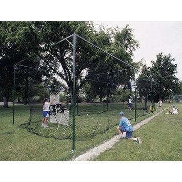 ATEC Long Life Batting Cage Netting (Fits Frames 70'L x 15'W x 12'H)