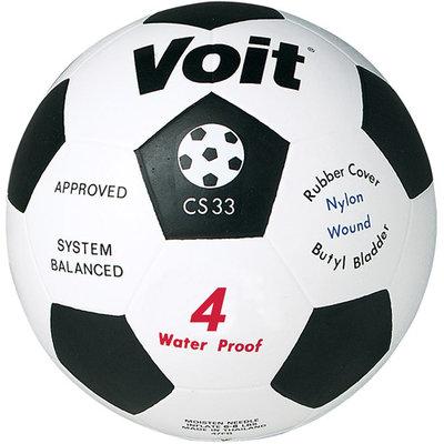 Voit Rubber Soccer Ball - Size 4 (EA)