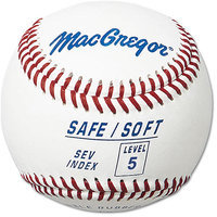 Sport Supply Group MacGregor Safe/Soft Level 5 Safety Baseball by the Dozen