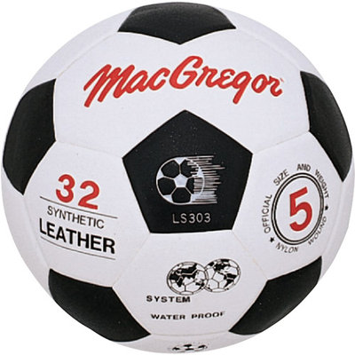 MacGregor Size 4 Molded Synthetic Soccer Ball