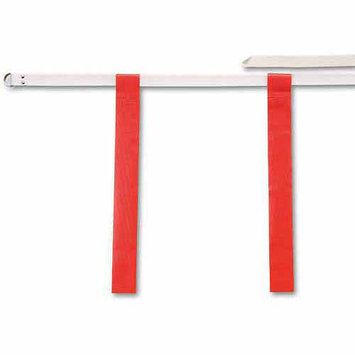 Flag-A-Tag Adjustable Flag Belts (EA) - Red
