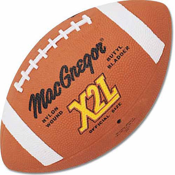 Sport Supply Group MacGregor? X2L Official Football-Rubber (EA)